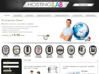 hostinglab.it hosting registrazione domini dedicati server housing