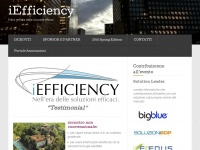 Iefficiency.it - iEfficiency