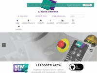 Arcalabelingmarking.com - Arca Labeling Marking- Etichettatrici, Sistemi e Marcatori Laser