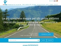 Evway - Homepage - Electric experience