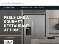 Grundig.co.uk - Freestanding & Built-In Home Appliances | Grundig UK