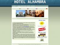 Hotel Alhambra - Paola (CS)