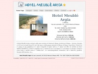 Hotelargia.it - Hotel Meublé Argia 1 stella Marina di Massa