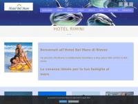 Hotelbelmare-rimini.it - Home - Hotel Bel Mare - Hotel Rimini 3 stelle