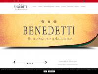 Hotelbenedetti.it - Hotel Benedetti a Spoleto Campello sul Clitunno con piscina e ristorante (Perugia)