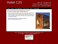 Hotelc25.it - Albergo C25 Hotel - Hotel Ponzano Veneto (Treviso)