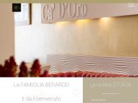 Hotelcadorocaorle.it - Hotel Ca' D'Oro - tre stelle - Caorle (Venezia)
