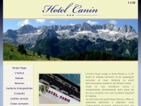 Hotelcanin.it - Hotel Canin Sella Nevea Tarvisio