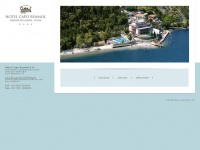 Hotel Capo Reamol Limone lago di Garda