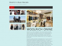 Woolrich Uomo | Woolrich Outlet | Woolrich A Buon Mercato