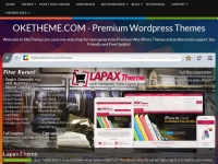 Oketheme.com - Premium Wordpress Themes Indonesia