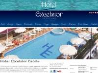 Hotelexcelsiorcaorle.it - Hotel Excelsior Caorle, Hotel Fronte Mare Caorle con Piscina, Alberghi Caorle