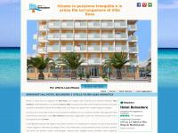 Hotel Belvedere Villa Rosa - Hotel 3 stelle Alba Adriatica in Abruzzo