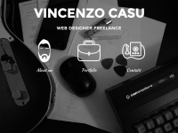 Home | Vincenzo Casu Web Designer Freelance
