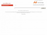 youroffers.win - Registered at Namecheap.com