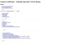 Camera Arbitrale - Azienda speciale CCIAA Roma - Home