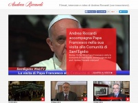 HOME | Andrea Riccardi filmati, interviste e video