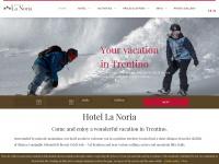 Hotellanoria.it - Hotel Daolasa - HOTEL LA NORIA - Commezzadura Val di Sole Trentino