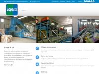 Coparm.de - maschinen zur abfallbehandlung, abfallsortieranlagen