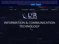 Lyrconsulting.eu - HOME - LYRConsulting ,Information & Communication Technology (ICT)