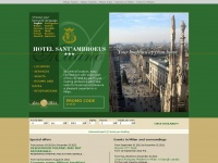hotelsantambroeus.it