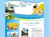 Hotel Gatteo Mare - Hotel Welt 3 stelle all inclusive
