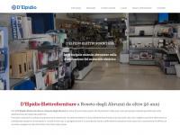 Materiale Elettrico e Prodotti per l'illuminazione - D'Elpidio Elettroforniture