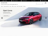 Homepage Concessionaria Opel Sud Motors