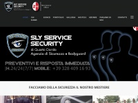 Agenzia di Sicurezza e Bodyguard - Sly Service Security di Quarto Danilo
