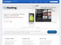 I-contact: web and mobile