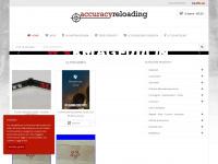 Accuracy Reloading | componenti per la ricarica di precisione