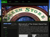 The Green Store Pub Firenze La Guerrina