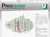IT - Center of Research in Procurement and Supply Chain