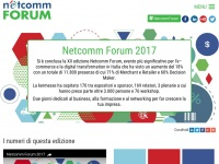 The Digital Commerce & Retail Event - Netcomm Forum