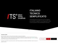 ITS-Italiano Tecnico Semplificato - Associazione Italiana per la Comunicazione Tecnica