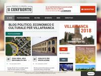 Il confronto, Giornale politico e culturale - Villafranca di Verona
