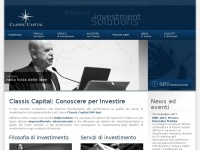 Classis Capital | Beyond Investment Solutions