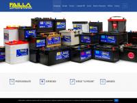 Homepage - Failla Batterie