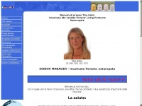 Aloe Vera - Senior Manager Martina Hahn - Incaricata alle vendite