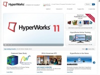 HyperWorks: Open Architecture CAE solution