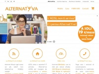 Alternatyva.it - Servizi Internet WiFi mobile, ADSL Casa, Fibra | AlternatYva
