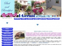 Bed and Breakfast I Gerani  - Posada - Sardegna