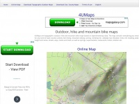 4umaps.eu - Outdoor, hike and mountain bike maps