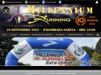 Millenniumrunning.it - Sito Gara Podistica 10Km a Palombara Sabina