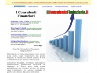 Ilconsulentefinanziario.it - IL CONSULENTE FINANZIARIO .IT - I Consulenti Finanziari