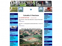 Il Fescione Web Site
