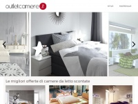 Outlet camere: camere di marca in offerta