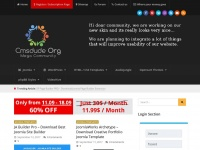 Cmsdude.org - CmsDude | Download Joomla and WordPress themes