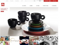 illy.com caffe cialde capsule