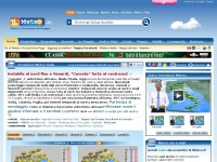 ilmeteo.it giornale news sabato via